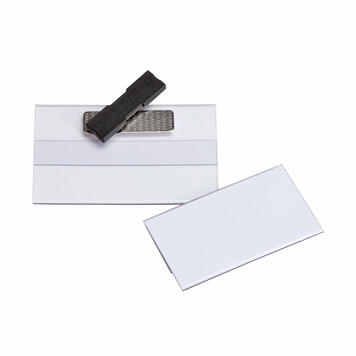 Magnet-Namensschild aus PVC