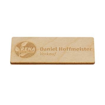 "Holz-Namensschild ""Nerine"""