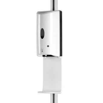"""Sensor-Wall - Nachrüstset Desinfektionsspender für Stangenprofil """"Flexo"""""""