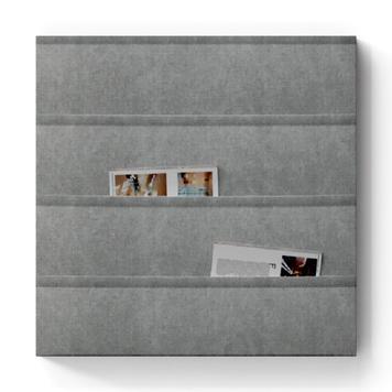 FlexiDeco-Functional / Präsentationstaschen, grau