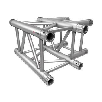 Naxpro-Truss FD 34, C35 / 90° 3 Weg T-Stück