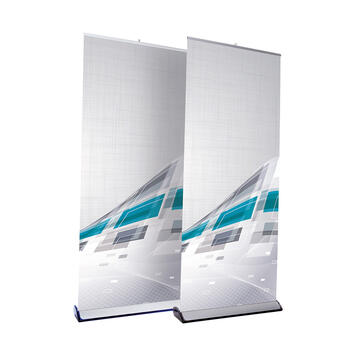 "Roll UP Banner ""Quickscreen 3"" komplett"