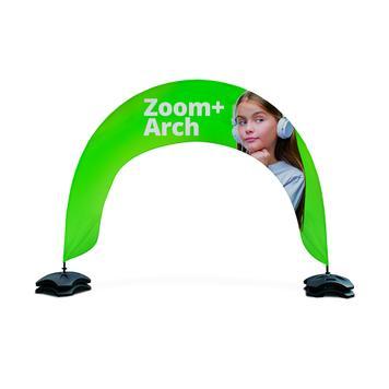 """Bannerdisplay """"Zoom-Arch"""""""