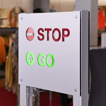 "Zutrittskontrollsystem ""Counter"""