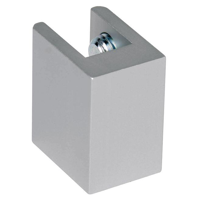 Plattenabschlussverbinder