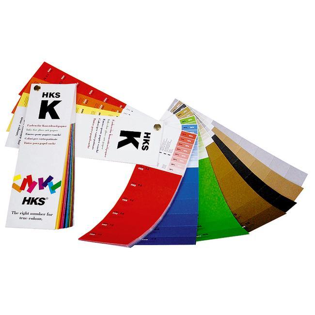 HKS® Farbfächer K