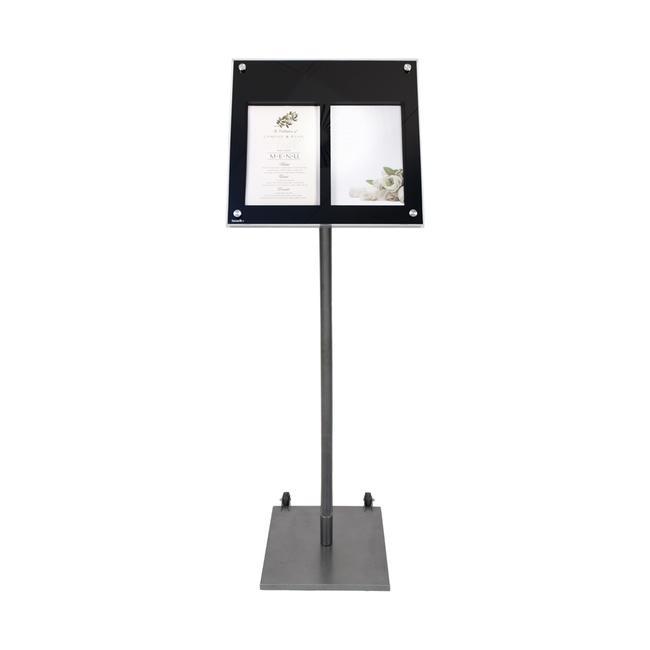 Ständer für LED Menü Display