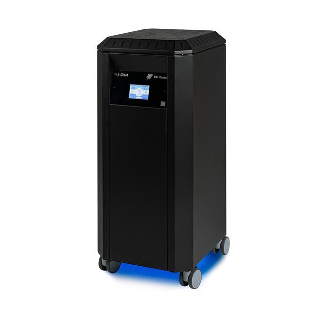 """Profi Luftreiniger """"PLR-Silent"""" mit HEPA-Filter H14 und UV-C Licht"""