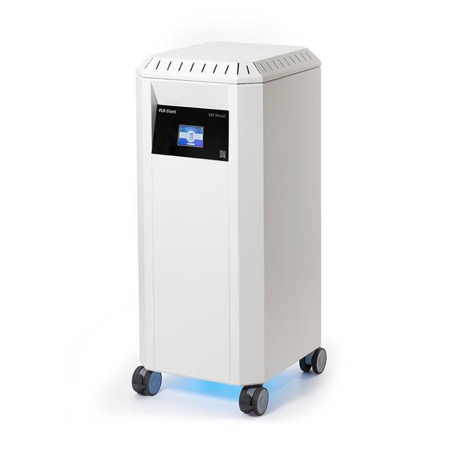 Luftreiniger Wasserfilter  Check
