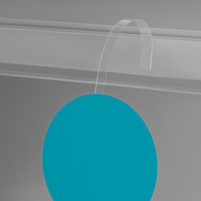 Schildwackler PVC glasklar