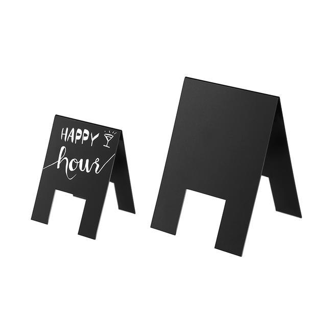 Tischaufsteller A-Form