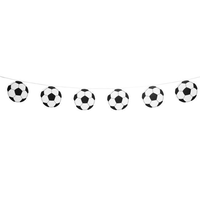 """Girlande """"Fußball"""""""