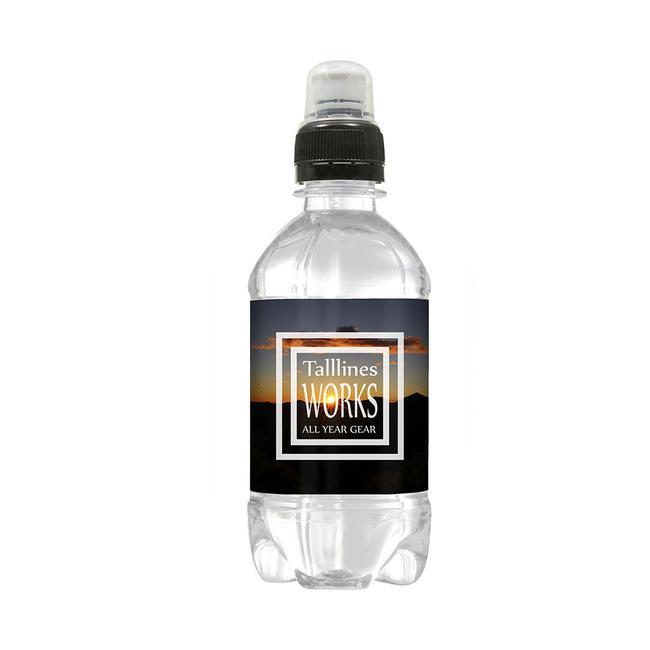 Quellwasser 330 ml mit Sportverschluss