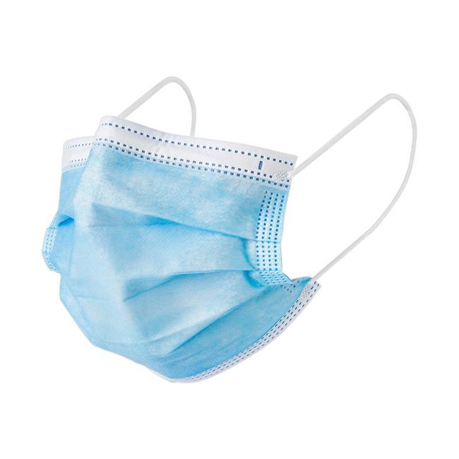 Medizinische Einwegmaske, einzeln verpackt