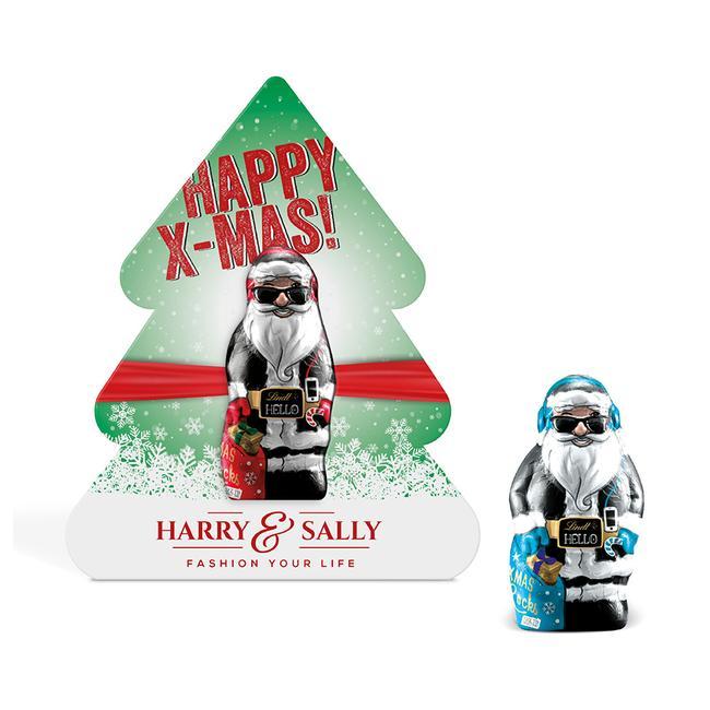 Lindt Hello Mini Santa