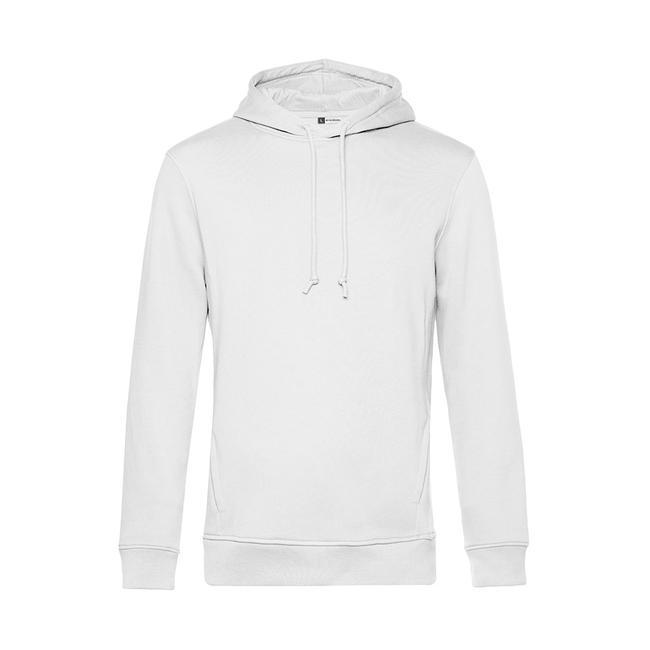 Herren Bio Kapuzen Sweater