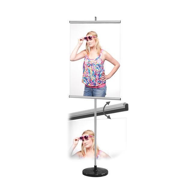 """Poster- und Bannerdisplay """"Snap"""""""