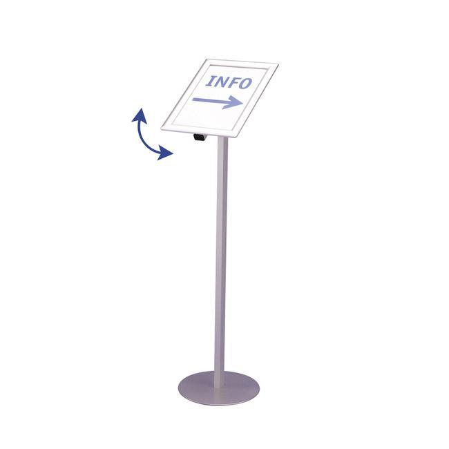 Preis- und Infodisplay DIN A3–A4 quer