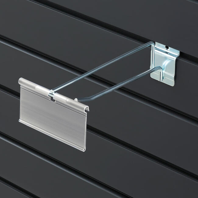 Lamellenwand-Einzelhaken mit Pendeltasche