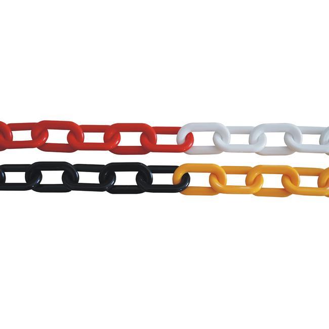 Kunststoffkette 9 mm Stärke, verschiedene Farben