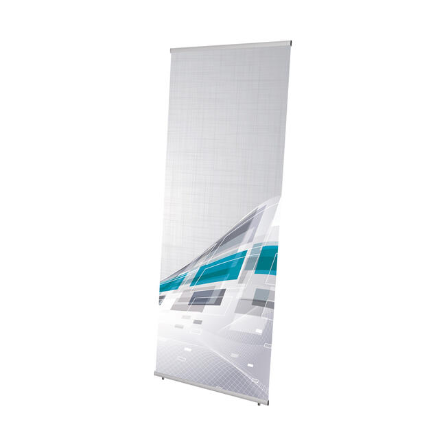 "Banner-Display ""Easy"", einseitiges L-Display"