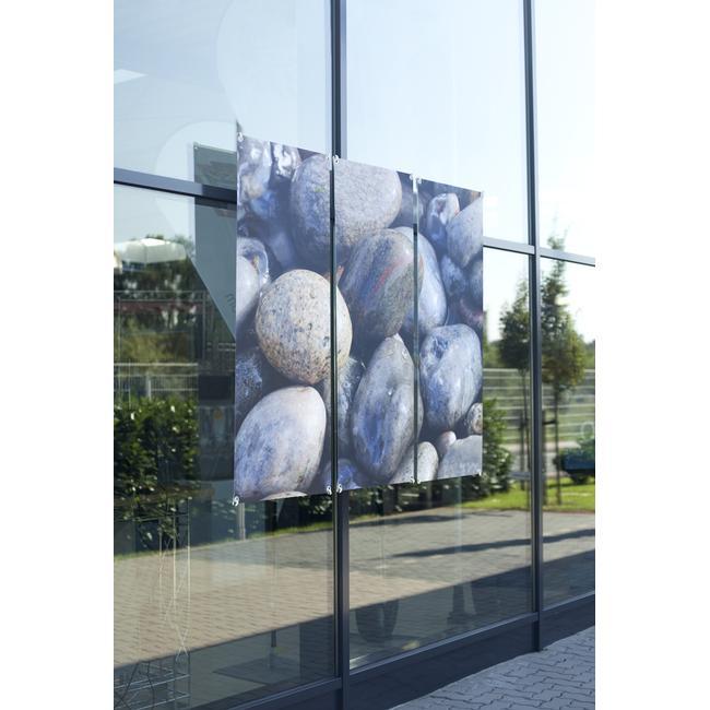 """Digitaldruckbanner für Bannerdisplay """"Window"""""""