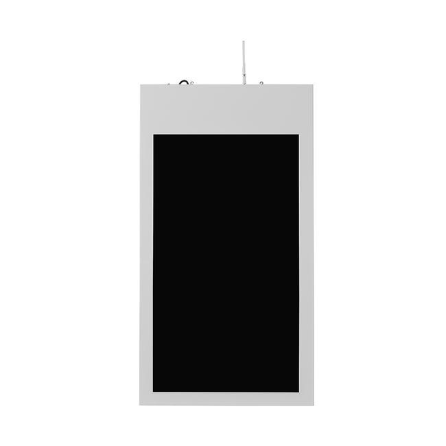 """Schaufenster-Bildschirm FLASH.movie """"PRO Double Air"""", doppelseitig"""