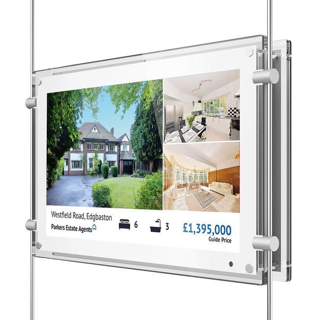 Netzteil für Flash.movie Window ROD System