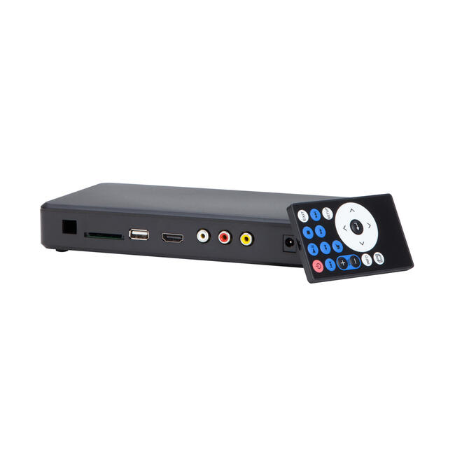 Media-Player FLASH.movie HDMI Push