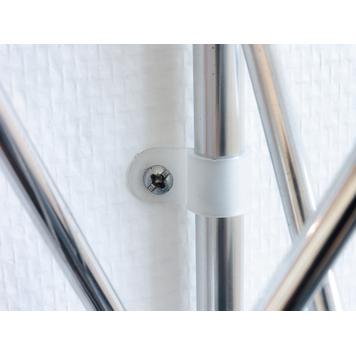 Halteclip zum Verbinden von Aluminiumprofilen