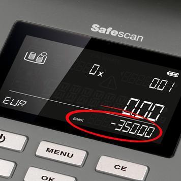 Safescan 6165 Geldwaage