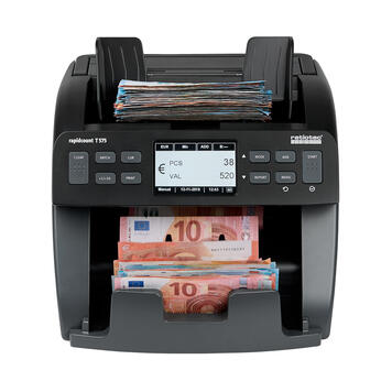 "Banknotenzähler ""Rapidcount T575"""
