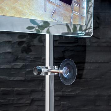"""LED Magnetsystem """"TS"""" Fensterhalterung"""