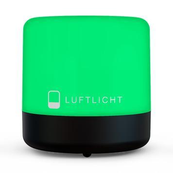"""CO2 Messgerät """"Luftlicht"""" mit Ampel"""