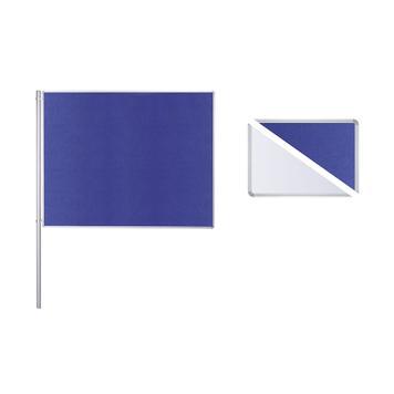 Anbauelement für Stellwand Set doppelseitig