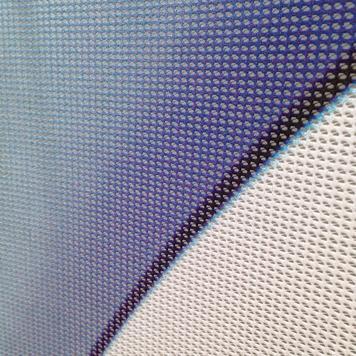 Digitaldruckbanner für den Innen- und Außeneinsatz