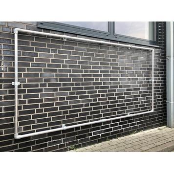 "Bannerrahmen-Stecksystem Alu Budget ""Wall"""
