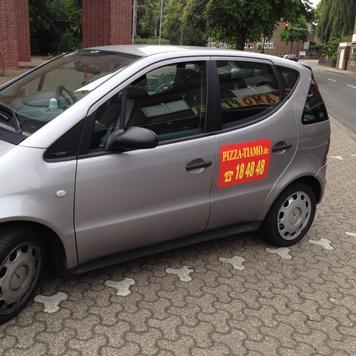 Magnetfolie Auto Qualität