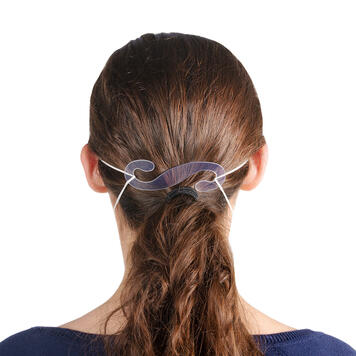 Maskenverlängerung - Ohrenschutz
