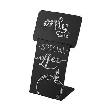 Schild für Schieferlack Preishalter