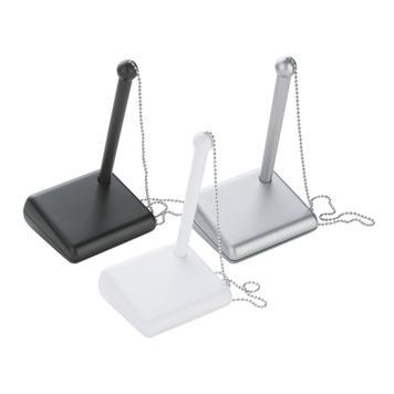 """Kugelschreiberständer """"Desk"""" mit Metallkette"""