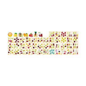 Fruchtgummi in Mini-Tütchen
