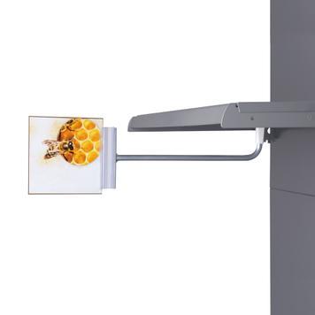 magnetischer Bannerhalter mit Supergreifer