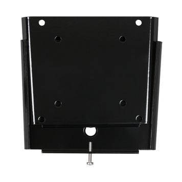 Monitorhalter Einstecksystem für Lamellenwände Vesa 50/75