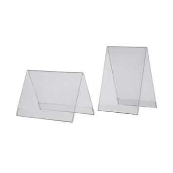 Acryl-Dachständer in DIN-Formaten