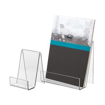Buchstütze aus Acrylglas