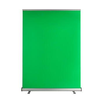 "Rollbanner Green Screen ""Mobil"""