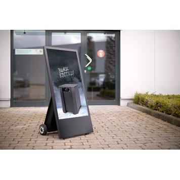 Digitaler Kundenstopper Outdoor II