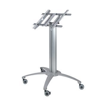 Monitorständer Table neigbar/rollbar