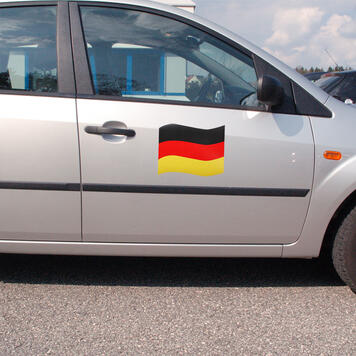 """Automagnet """"Flagge"""" groß"""
